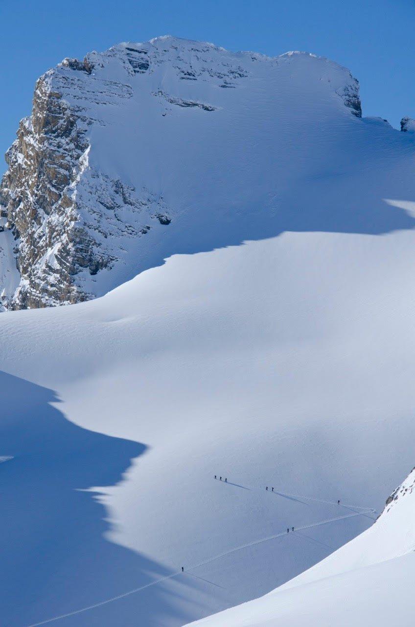 Skitourenreise